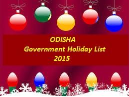 Odisha Holiday