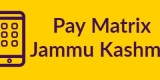 Pay Matrix Jammu Kashmir-Min