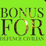 PLB Bonus for Defence Civilian Employees