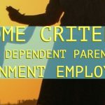 Income Criteria