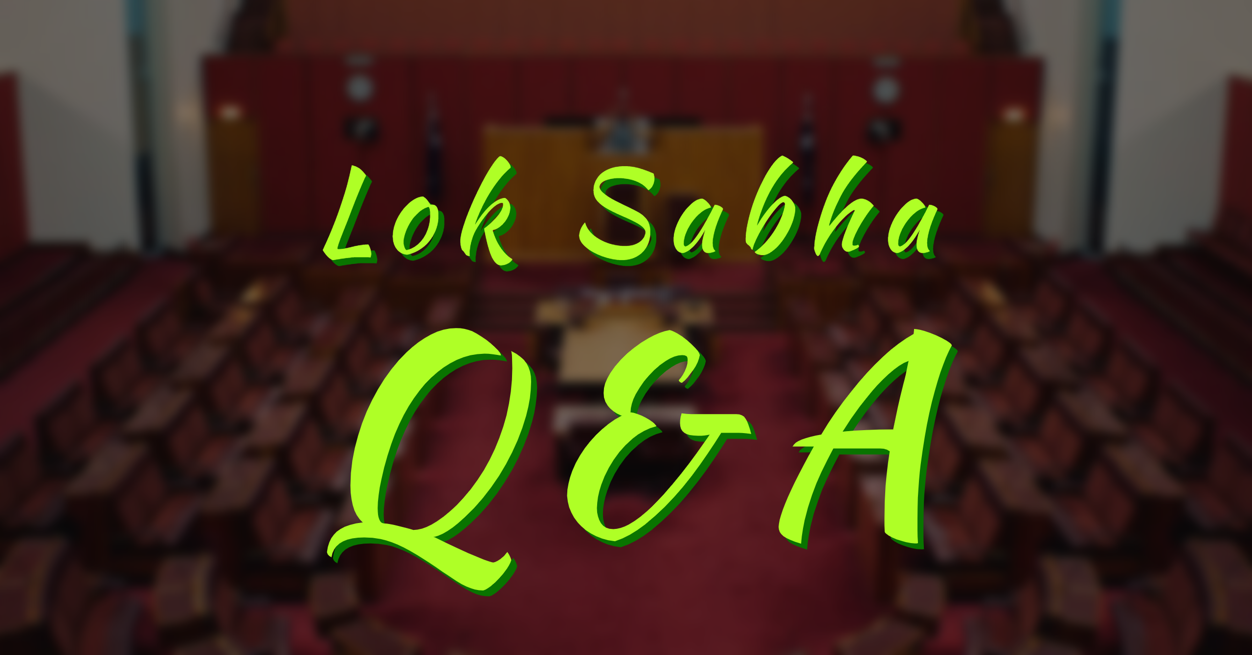 Latest Lok Sabha News