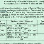 7th CPC Allowance