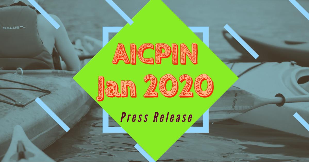 Latest AICPIN Jan 2020