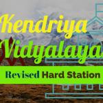 KV Hard Station List