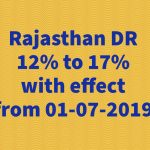 Rajasthan DR July 2019