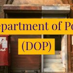 Department of Post Orders