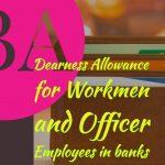 Bank Employees DA news