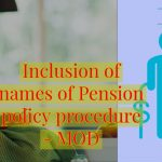 Inclusion name of PPO