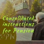Consolidated instructions for pension