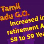 Latest news for Tamil Nadu Government Employees