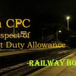 Duty Allowance Railway