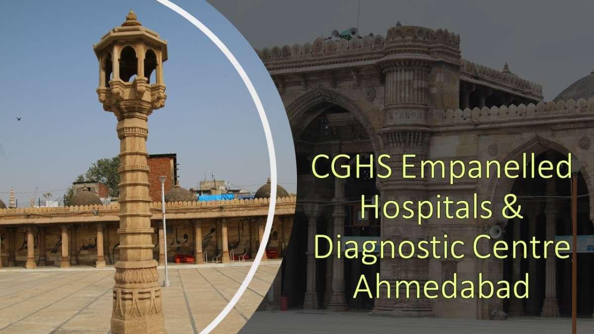 Ahmedabad CGHS List