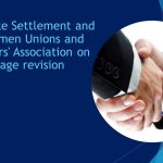 Bipartite Settlement and Workmen Unions and Officers' Association on wage revision