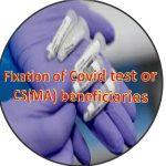 Covid PCR Test CS(MA) beneficiaries