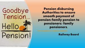Railway Pension