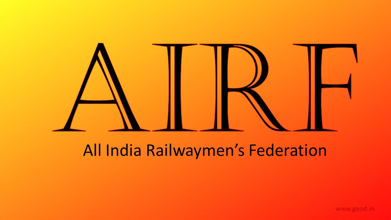 All India Railwaymen's Federation