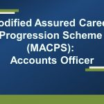 MACPS Account officer