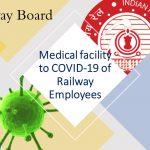 Railway Employees Covid 19