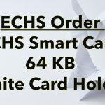 Smart Card 64KB white card