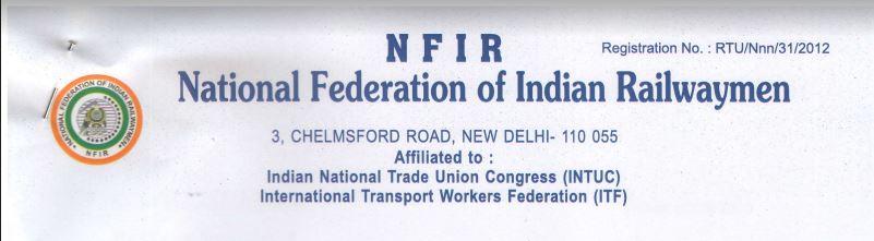 NFIR Letter