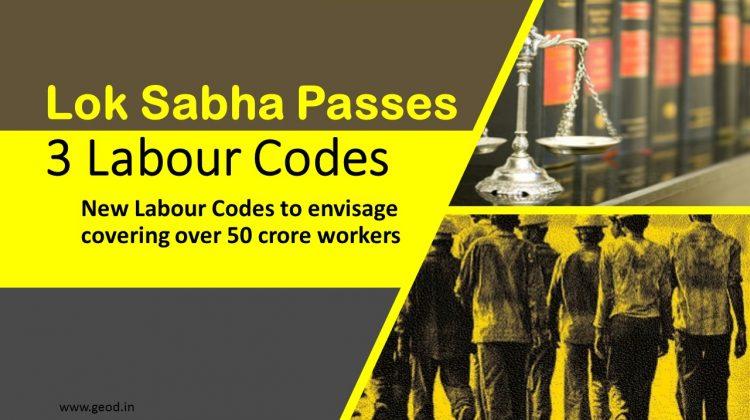 New Labour Codes