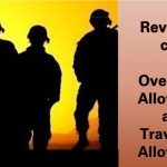 Over Time Allowance (OTA) and Travelling Allowance (TA)