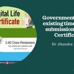submission of Life Certificate Pib