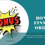 Bonus for CGE 2019-2020