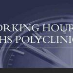 ECHS polyclinics working hours