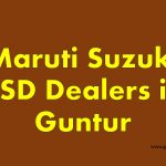 Maruti Suzuki CSD Dealers in Guntur
