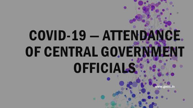 Spread of Novel Coronavirus (COVID-19) - DOPT Instruction